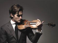 men handsome violinist - Google Search