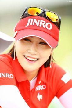 Ping Golf Bags, Golf Cart Covers, Golf Magazine, Lpga, Ladies Golf, Woman Face, Sports Women, Asian Woman, Korean Girl