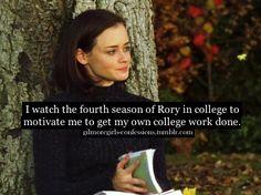 Gilmore Girls Rory