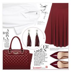 """Song Of Style"" by lucky-1990 ❤ liked on Polyvore featuring Zara"