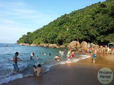 Praia do Cedro em  Ubatuba- SP