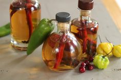 Homemade Boozy Hot Sauce