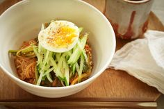 busychopsticks: Yeol-Moo summer noodle 열무김치비빔국수