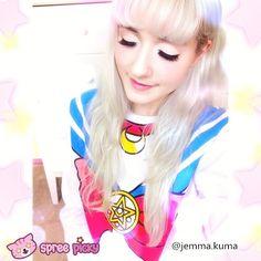 [M/XL]Sailor Moon Sweater Fleece Jumper SP130203