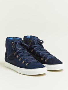 Filling Pieces Men's Pony Skin Mountain Boots | LN-CC