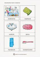 Lied: schoon en fris - Thema: Floddertje! | Pinterest