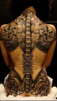 Found at +Nina SuperNova ##tattooart - Torben H. - Google+