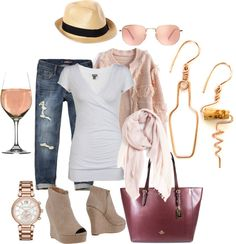 Wine Tasting Outfit for Fall. Click through for Outfit Details. Planning a trip to your local Winery this Fall? Check out this outfit inspiration for you!
