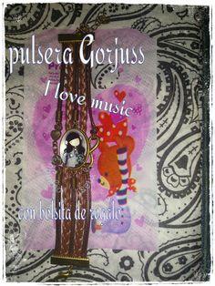 creaciones FOG: 2ª tanda de pulseras Gorjuss