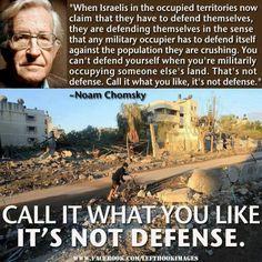 Noam Chomsky - author, linguist, philosopher, logician, political activist and cognitive scientist.