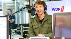 James Blunt zu Gast im WDR 2 Studio | Bildquelle: WDR/Fußwinkel
