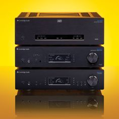 Say hello to the Azur 851D, 851E and 851W - the newest additions to our flagship Azur range www.cambridge-audio.com/851