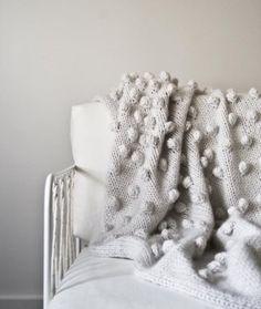 Falling Bobbles Blanket