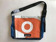 c8dfb4b877 RARE Freitag Dragnet Messenger Bag