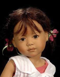 Heidi Plusczok Lily Gundy Doll