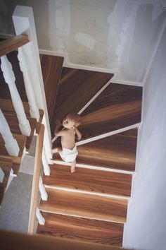 wooden stairs, elm stairs photo credits: AnikoPL