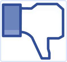 """Facebook: in arrivo il tasto """" Non mi piace """" » Spettegolando"""