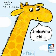 Indovina chi... di Guido Van Genechten   Spulcialibri: recensioni di libri per…