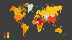 The Worst Places On The Planet To Be A Worker