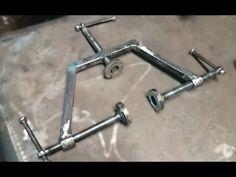 Welding Shop, Welding Tools, Welding Projects, Metal Working Tools, Metal Tools, Metal Art Projects, Metal Crafts, Homemade Tools, Diy Tools