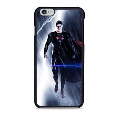 Superman In The Lightning iPhone 6 Case