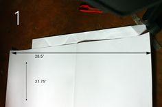 Comment faire une lanterne de papier origami