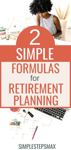 Improve your personal finances using these 2 simple calculations. These calculations are great for financial planning and will give you ideas for saving money to reach retirement on time or possibly sooner. #personalfinance #moneytips #retirement #financialtips