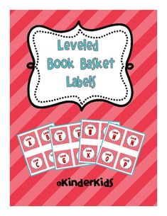 Included are leveled book basket labels for A-Z as well as AR leveled labels to help organize your classroom library.