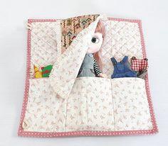 Blythe Carry Bag Blythe Sleepsack Blythe Accessory by Vaticraft