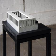 Renato Nicolodi's sculpture 'Omnes Eodem Cogimur' (2010). Inspiring.