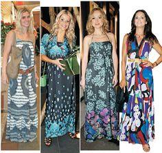 vestidos longos estampados 1