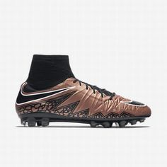 the latest e3915 10b33  115.50 nike red football cleats,Nike Mens Metallic Red Bronze Green Glow  Black Hypervenom Phatal AG Artificial-Grass Football Boot