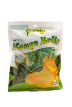 Philippine Brand Dried Mango Balls, 3.5-Ounce Pouches (Pack of 10) >>> Additional details at the pin image, click it  : Fresh Groceries
