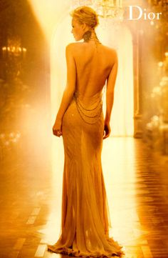 Dior & Charlize Theron