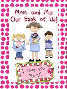 EXCLUSIVE FREEBIE FOR MOTHER'S DAY as seen on Kindergarten Klub  www.kindergartenklub.com