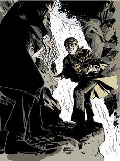Sherlock Holmes by heathencomics on DeviantArt #sherlockholmes #fanart