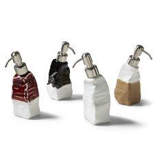Medium Handmade Soap Dispenser