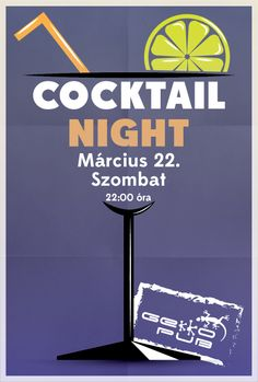 Coctail Night @The Visionry. Nagyvárad 2014.03.22 Cocktail Night, Calm, Decor, Decoration, Decorating, Deco