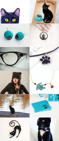 ~ Cat Lover ~ by Gerry on Etsy--Pinned with TreasuryPin.com
