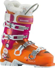 Chaussure de ski femme 2015 Rossignol ALLTRACK PRO 110 WOMEN, comparez les prix sur addict2sport.com #chaussure #ski #rossignol #2015