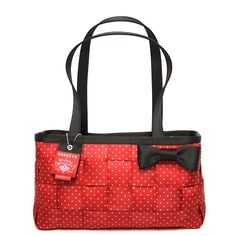 Disney Harveys Bag - Large Satchel - Minnie Mouse Polka Dots