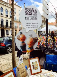 Lisbon Street Art by Nó Projectos