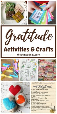 Gratitude Activities and Crafts! Use these simple ideas to help children practice thankfulness and nurture an attitude of gratitude in the home or classroom for life. Thankful lessons, activities, crafts, and Thanksgiving ideas are included. Activities For Teens, Worksheets For Kids, Craft Activities, Crafts For Boys, Projects For Kids, Fun Crafts, Thanksgiving Crafts For Kids, Thanksgiving Activities, Holiday Fun