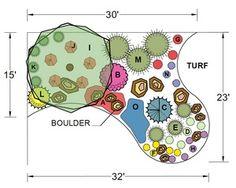 Plant Select – Colorado Xeriscape Plants – Design - Four Season Sensation