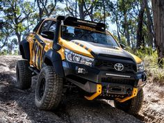 This Toyota Hilux Tonka Concept Is The Off-Road Adult Toy