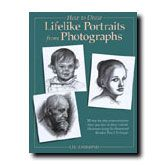 My drawing teacher Lee Hammond's book on drawing portraits.  Excellent and easy to follow.