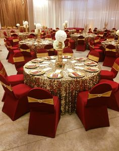 Remarkable detected quinceanera photography is part of Wedding decorations - Sweet 16 Decorations, Quince Decorations, Gold Wedding Decorations, Wedding Themes, Wedding Centerpieces, Wedding Table, Church Decorations, Red Wedding Receptions, Anniversary Decorations