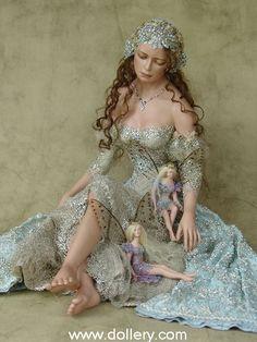 Tom Francirek Collectible Dolls