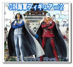 NEW-Anime-Collectables-Figures-One-Piece-Kohza-and-sakasky-PVC-TOYS-20CM-2pcs-in-BOX-Wholesale.jpg 678×616 pixels