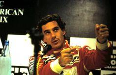 F1 Pictures, Ayrton Senna 1993